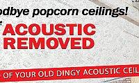 Popcorn Ceiling Removal Ventura County