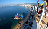 Tandem Parachute Jumps