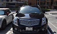 LUXURY CADILLAC 2013 SRX FOR SALE AT 90000 AED