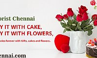 Flower & Cake Delivery in Chennai | Prices Starting @ Just Rs 399-floristchennai