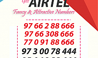 Airtel Fancy Numbers - Delivery All Over Bangalore