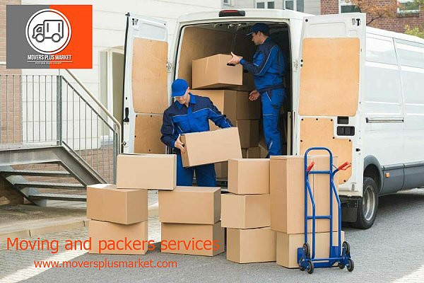 Moving and packers services in Dubai