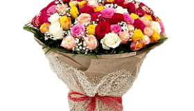 Buy Flower Bouquet In Dubai