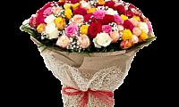 Buy Flower Bouquet In Dubai