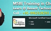 MSBI online training