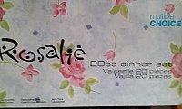 ROSALIE Dinner Set - 20 pcs