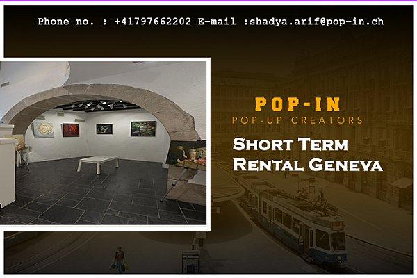 Short-Term Rental Geneva