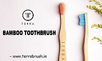 Buy Wooden Bamboo Toothbrush Online