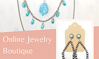 Jaw Dropping Statement Jewelry At Online Jewelry Boutique
