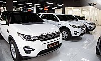 Leading Luxury Cars showroom in Dubai