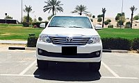Toyota Fortuner 2012 Gulf 100% Loan 760/-No Dwn Paymnt,Leather Seats