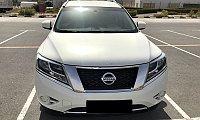 Nissan Pathfinder 2014 Gulf Loan 1110/-O% Dwn Paymnt,Service History n Warranty