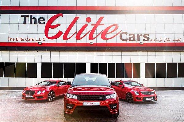 Best Car Showroom – The Elite Cars