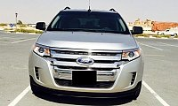 Ford Edge 2013 Gcc Loan 745/-O% Dwn Paymnt,Cruise ,Alloy Rims