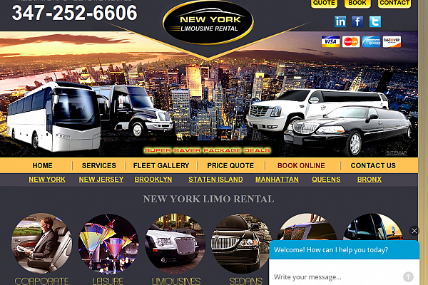 Limousine Services New York