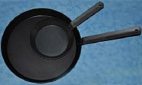 Carbon Steel Pan  - A Must Have Kitchen Item For Sale  - Murdock Metal Spinning Pty Ltd