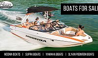 Highly Efficient Boats For Sale At Premier Watersports