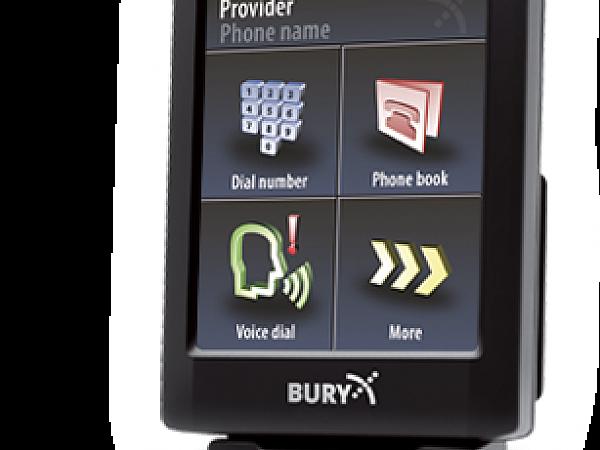 Buy Bury CC9068-ISO Bluetooth Handsfree Car kit Online in Australia