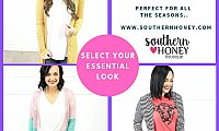 Shop Women's Outerwear  at Southern Honey Boutique, Stephenville, Texas