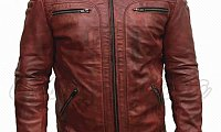 Leather jackets. Fashion Wears, Textile Jackets, Leather Coats,