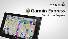 Update for Garmin GPS