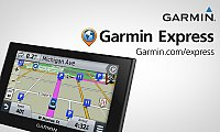 Update for Garmin GPS