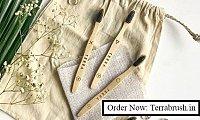 Buy Bamboo Toothbrush at best price