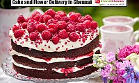 Flower and Cake Online Delivery in Chennai