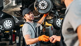 Car Service in Sharjah, Dubai, UAE | Auto Repair & Maintenance – QASR