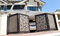 Automatic gates India