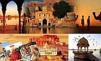 For a memorable honeymoon, Book Rajasthan tour package