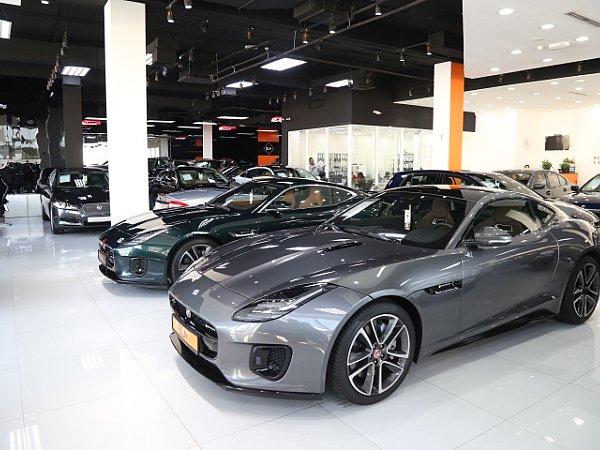 Dubai Luxury Cars – Sun City Motors