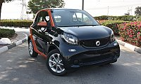 Smart Fortwo Coupe (52kW) - Model 2016