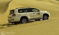 Abu Dhabi Evening Desert Safari with BBQ Dinner