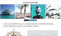 Rivera Maya Boat Rental