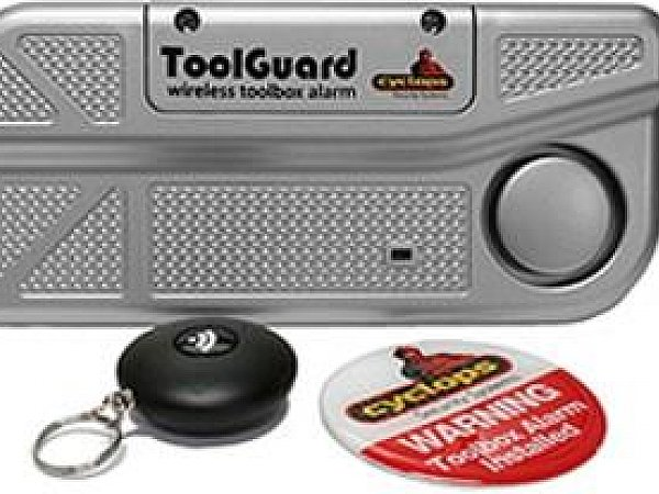 Buy Wireless Toolbox Alarm For Your Car Security in Australia
