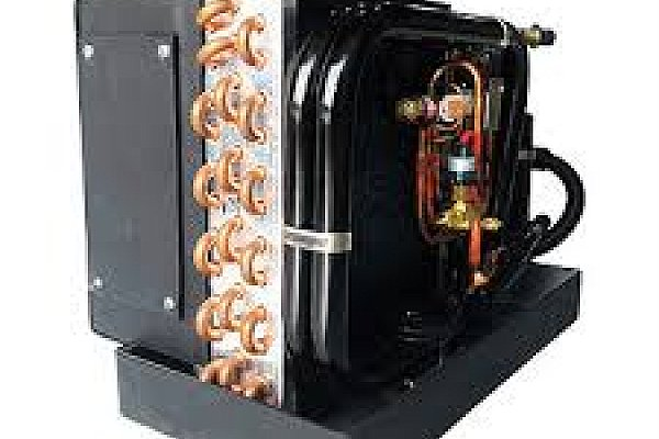 K2 Marine Air Conditioning System - AC for boats and yachts.