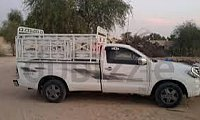 I HAVE  PICKUP FOR  FURNITURE DELIVERY  0551213466