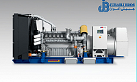 Generator Suppliers in Qatar - Jubaili Bros