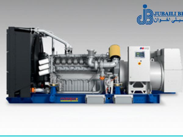 Generator Suppliers in Qatar - Jubaili Bros