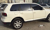 VolksWagen Tauraeg 2008 with History just 15500