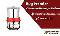 Chocolate Melanger | Cocoa Grinder | Chocolate Conche Machine