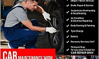 Car Repair and Maintenance Service in Dubai at Lowest Cost