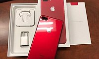 For Sale : Apple iPhone 7 Plus 256GB  RED Special Edition / PlayStation 4 500GB / Samsung Galaxy S8 Plus
