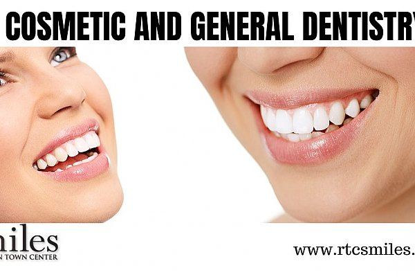 Looking for Cosmetic & General Dentistry?