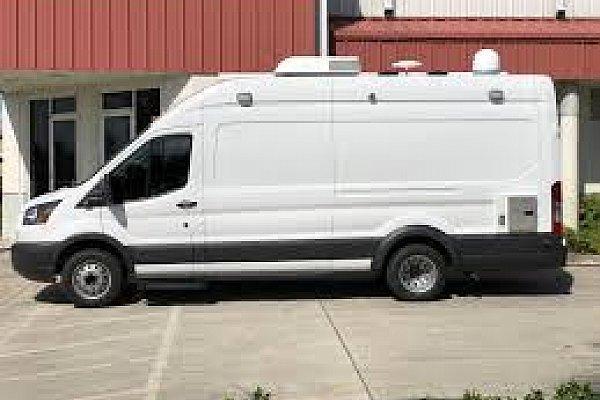 Refrigerated Van Services in UAE