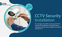 CCTV SECURITY INSTALLATION