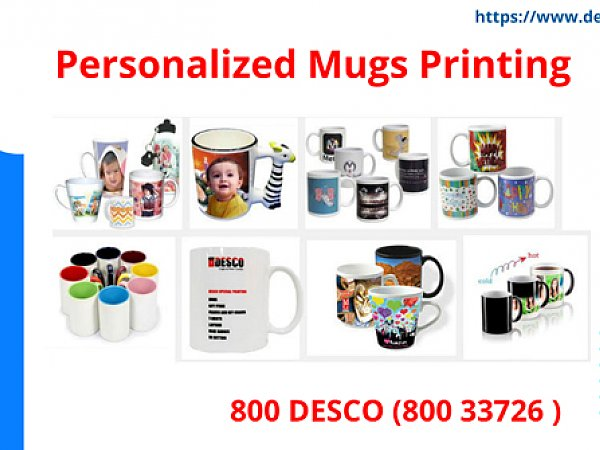 Personalized Mugs Printing