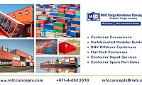 DNV Offshore Containers | DNV 2.7-1 Certified Containers