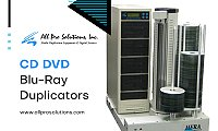 How to get custom CD DVD Blue-ray duplication and printing